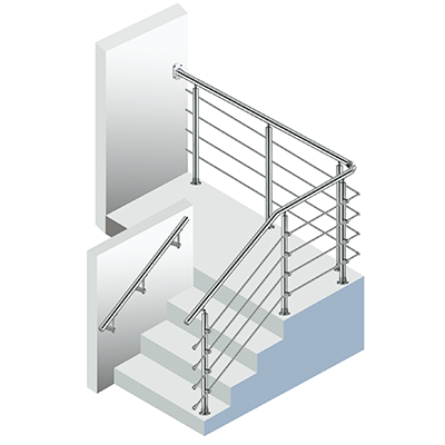 stainless steel handrail suppliers